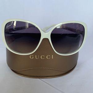 Gucci cherry line sunglasses